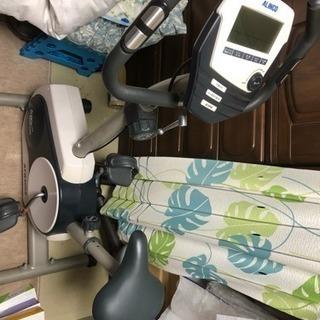 【健康器具】室内設置用・エアロバイク