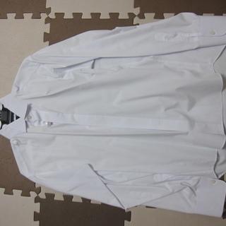 タキシード用シャツ Mサイズ ウイングカラーシャツ ワイシャツ