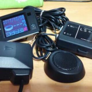 コムテック GPS セパレートレーダー探知機LS880