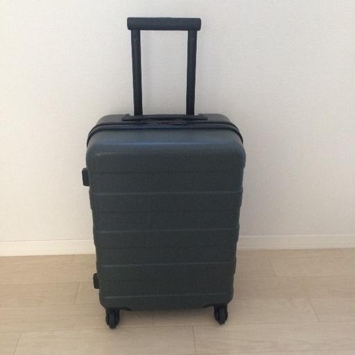 無印良品スーツケース TSAロック
