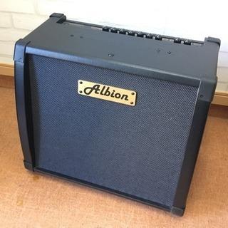 B級新品ALBION 40WハイブリッドコンボギターアンプAG4...