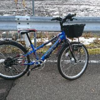 24インチ 男児用自転車