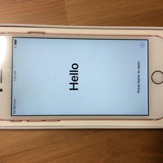 【新品】iPhone6s ローズゴールド SIMフリー