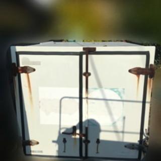 値下げしました。軽トラ グラスファイバー 荷台  パネル 幌 箱...