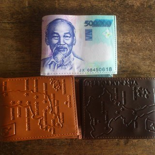 ベトナムの簡易財布(未使用新品)