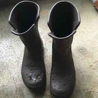 クロックス ブーツ 27センチ