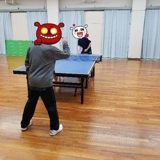 卓球サークルメンバー募集中