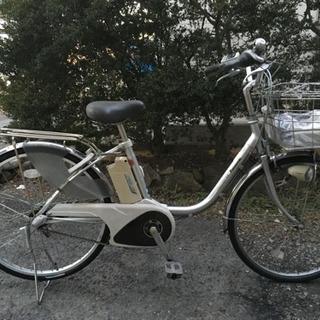 電動アシスト自転車(24インチ、パナソニックリチウムvivi NX)