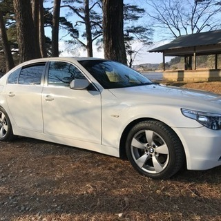 【交換希望】BMW 530i ハイライン E60