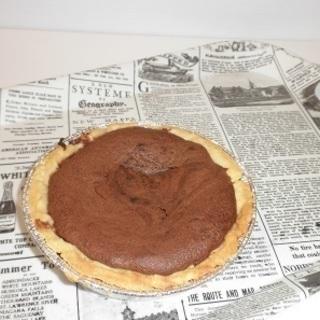 バレンタインデーに合わせて チョコレートタルトやブラウニーを作っ...