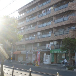 【あびこターミナルハイツ】御堂筋線「あびこ駅」徒歩6分!角部屋!...