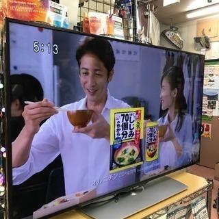 テレビ4K 50インチAQUOS 2017年