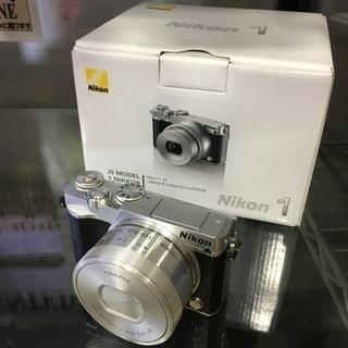 Nikon 1 J5 ミラーレス デジタル一眼カメラ 箱あり