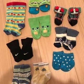 新生児 靴下