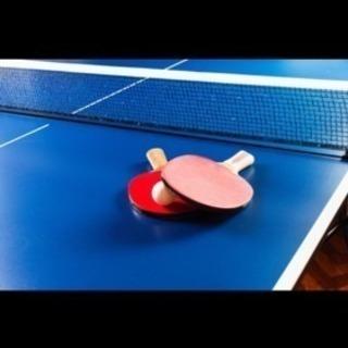 横須賀で卓球