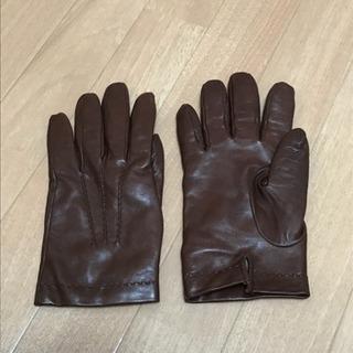 イタリア製革手袋(GENUINE LEATHER)