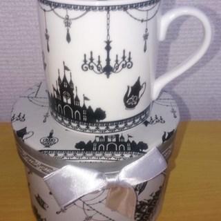 サマーリバー コーヒーカップ
