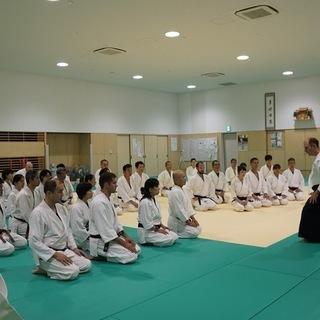 養神館合気道 無限塾 長岡天神道場