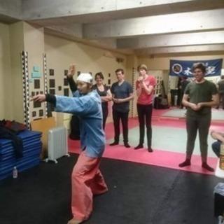 手裏剣術伝授セミナー