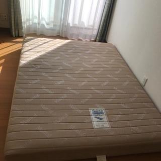 【美品】Dream bedのベットマット ワイドダブル