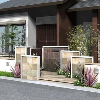 自然浴家族エクシオール エクステリア・外構工事 ガーデン・造園工事