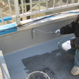 ビルやマンション等の改修工事・防水工事・ヤル気のある方募集中です。