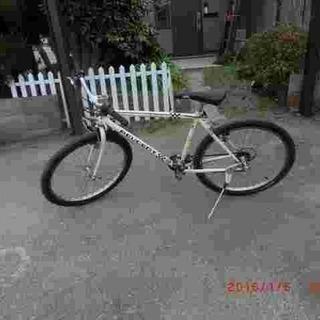 プジョーマウンテンバイク