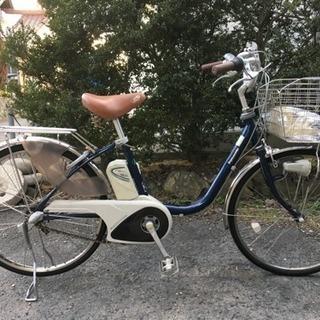 電動アシスト自転車(リチウムビビDX、24インチ)