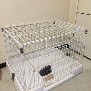 犬猫小動物ペットケージ(美品)【キャンセルのため再掲載】