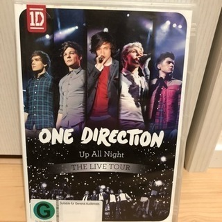 ONE DIRECTION / DVD