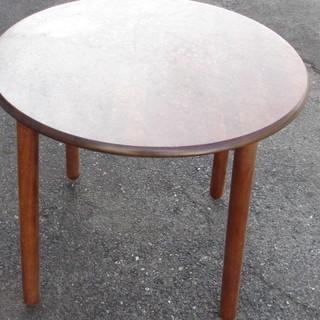 ☆円形テーブル☆直径約80cm 高さ約69cm