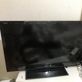 2012製sharpテレビ