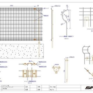 ★FIT対応★野立て太陽光発電所用フェンス
