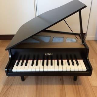 KAWAIカワイグランドピアノ  ブラック 日本製 トイピアノ動...