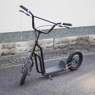 キックボード(Buggycross バギークロス) ファントムブラック