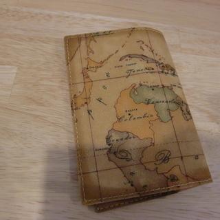 【他も出品中】プリマクラッセパスポートケース(日本地図入り)