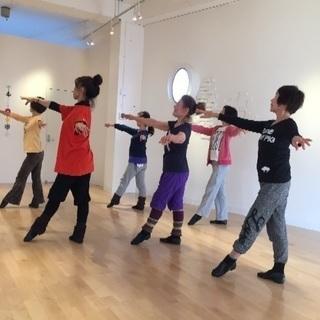 大人から始めるジャズダンス