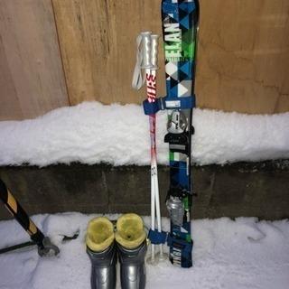 男の子スキー3点セット