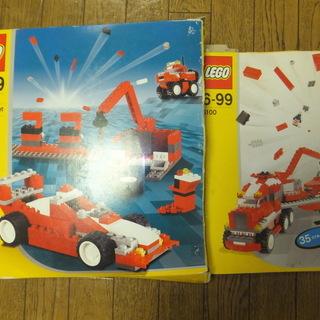 LEGO (レゴ) 6-99 Designer Set 4100...