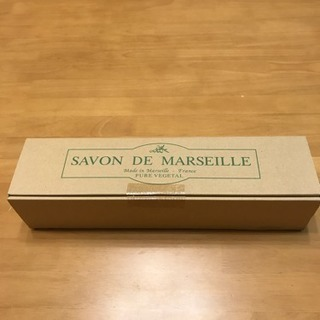 マルセイユ石鹸 オリーブの画像