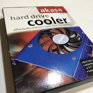 【新品・未使用品】ハードデスク専用冷却ファン