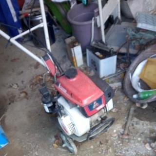三菱 耕運機 管理機 刃2種類 タイヤ付 値下げ