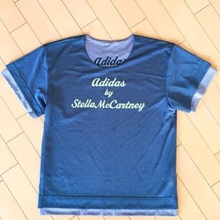 アディダス ステラマカッートニーのリーバーシブルTシャツ
