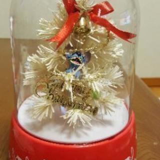 クリスマスツリー☆スティッチ☆光る☆回る