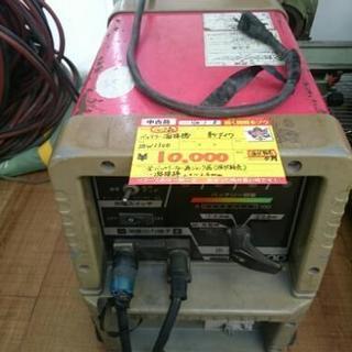 新ダイワ ジャンク品バッテリー溶接機 SBW130D (高く買い...