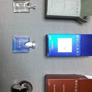 BVLGARI ブルガリ 香水 サンプル3本セット