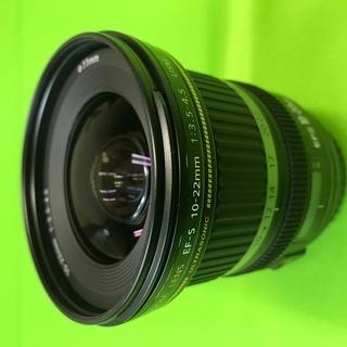 Canon キャノン EF-S 10-22mm F3.5-4.5...