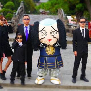 鎌倉非公認ゆるキャラ「おちむん」のSPメンバー募集でござる! − 神奈川県