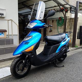 世田谷 バイク屋 ★ スズキ ヴェクスター150 整備済み 外観キ...