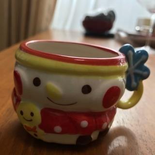 可愛いコップ